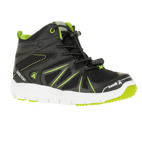 Kamik Juniors Fury Hi GTX Shoes Black/Lime-Noir/Lime